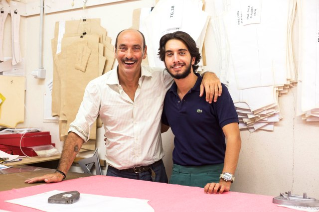 Francesco Avino e Nicola Radano st