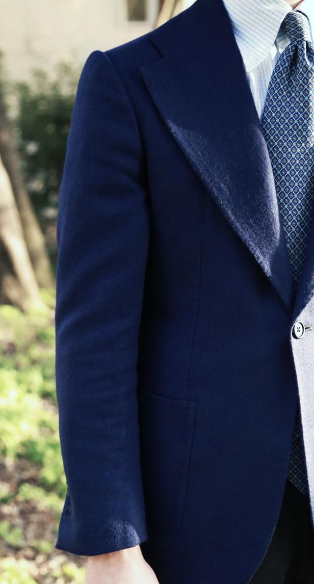 Sartoria Sodano Bespoke Jacket 1