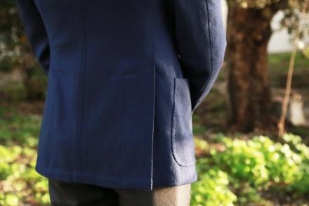 Sartoria Sodano Bespoke Jacket 14