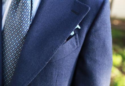 Sartoria Sodano Bespoke Jacket 18