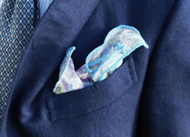 Sartoria Sodano Bespoke Jacket 2