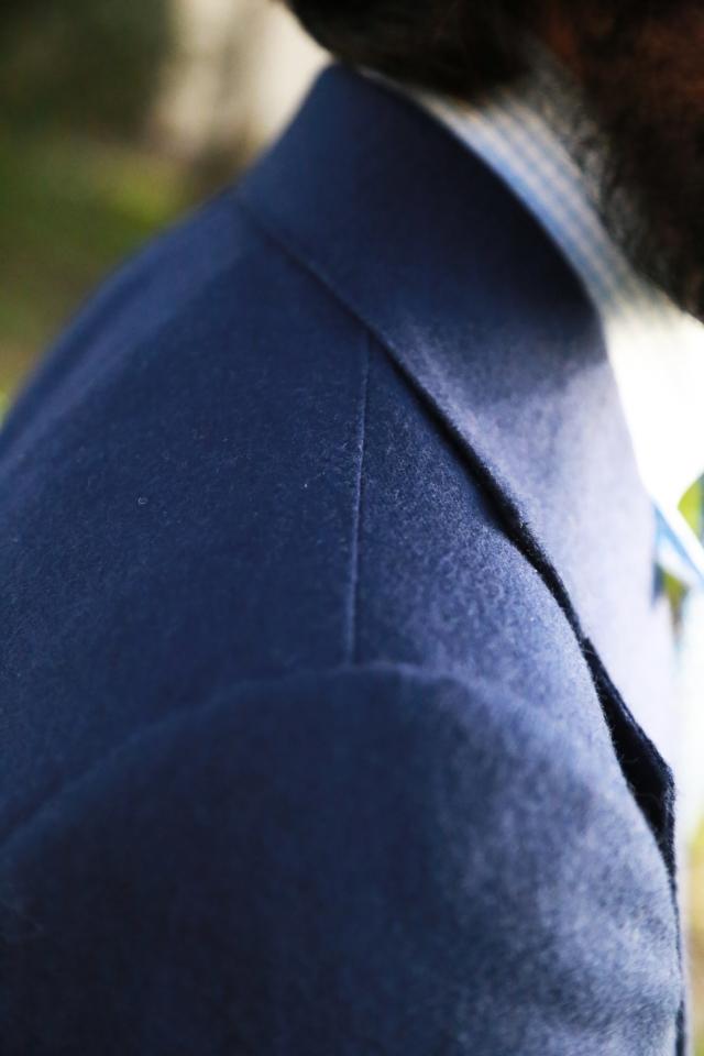 Sartoria Sodano Bespoke Jacket 3