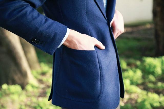 Sartoria Sodano Bespoke Jacket 5
