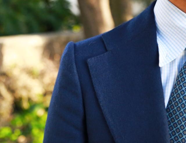 Sartoria Sodano Bespoke Jacket 9